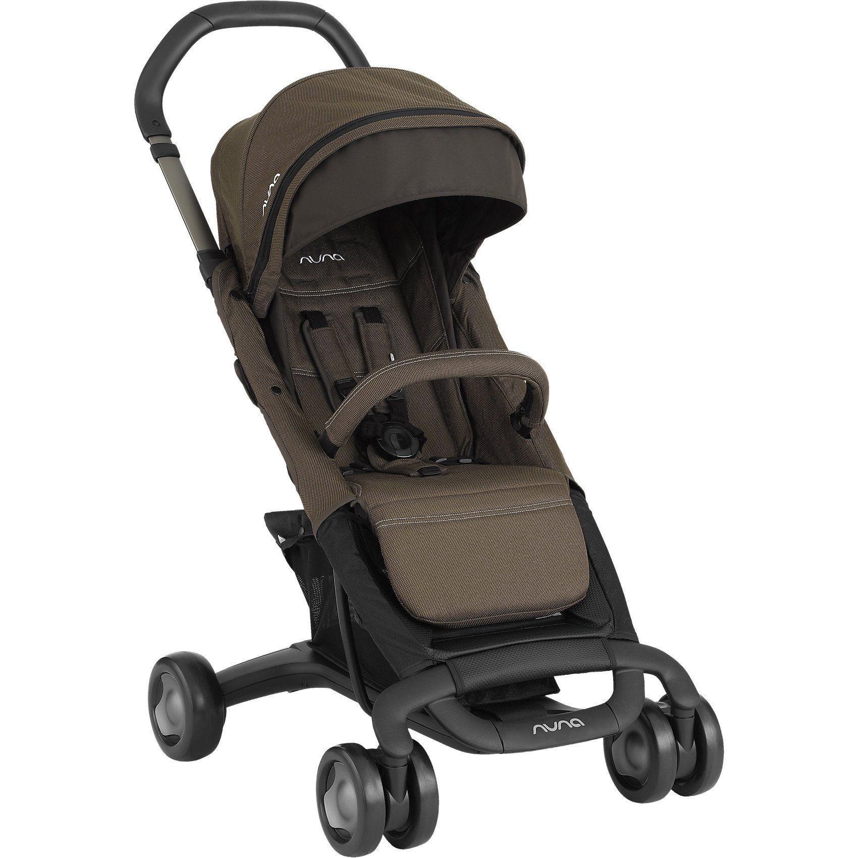 Nuna Buggy PEPP luxx , Chocolate