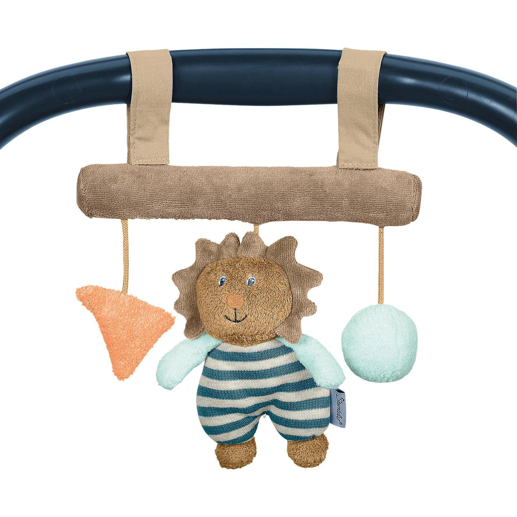 Sterntaler 6601623 Spielzeug zum Aufhängen Leo