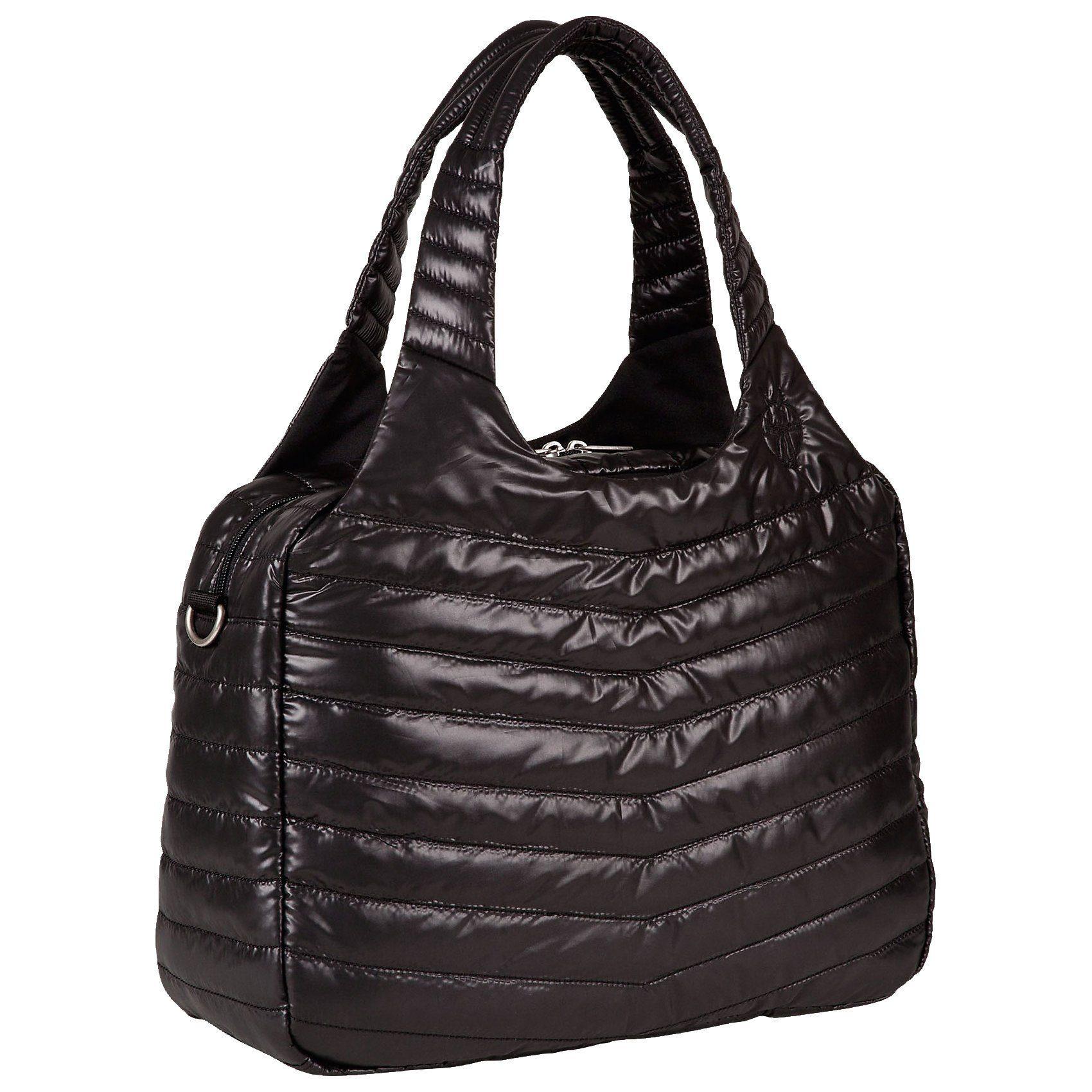 Lässig Wickeltasche Glam, Global Bag Pop, Black