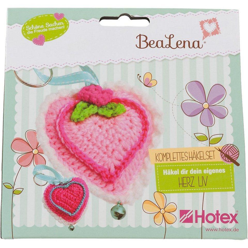 Hotex BeaLena Häkelset Herz Liv