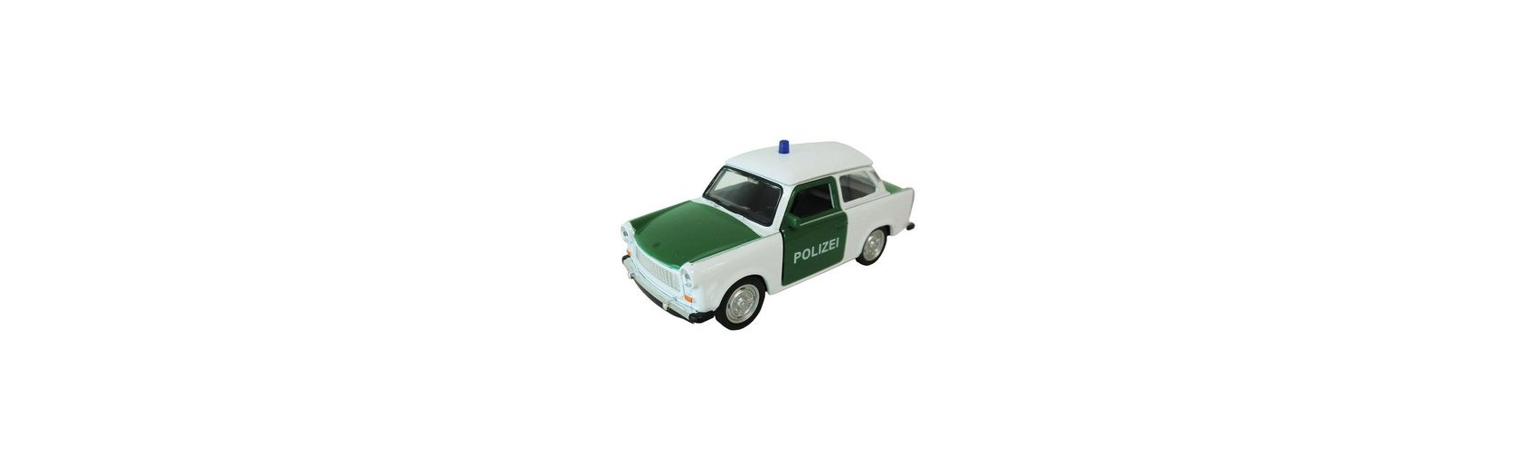 Welly Trabant Polizei 1:34