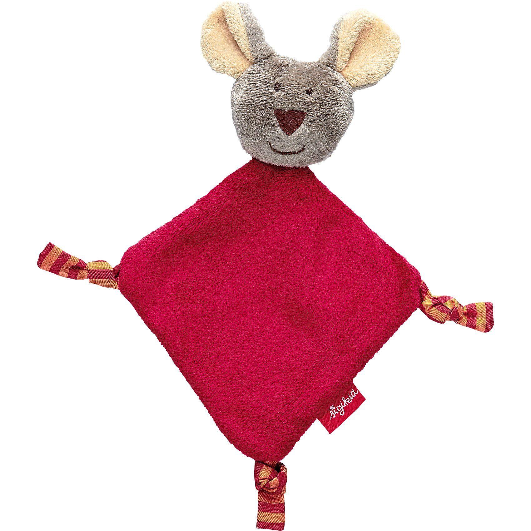 sigikid Newborn Schnuffeltuch Maus