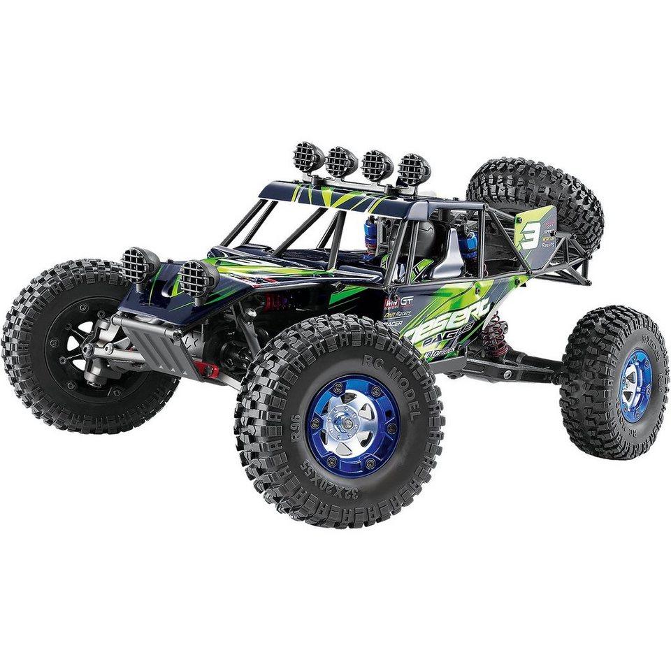 Amewi RC Modellbau Buggy Eagle-3 4WD, 1:12 Dune Buggy