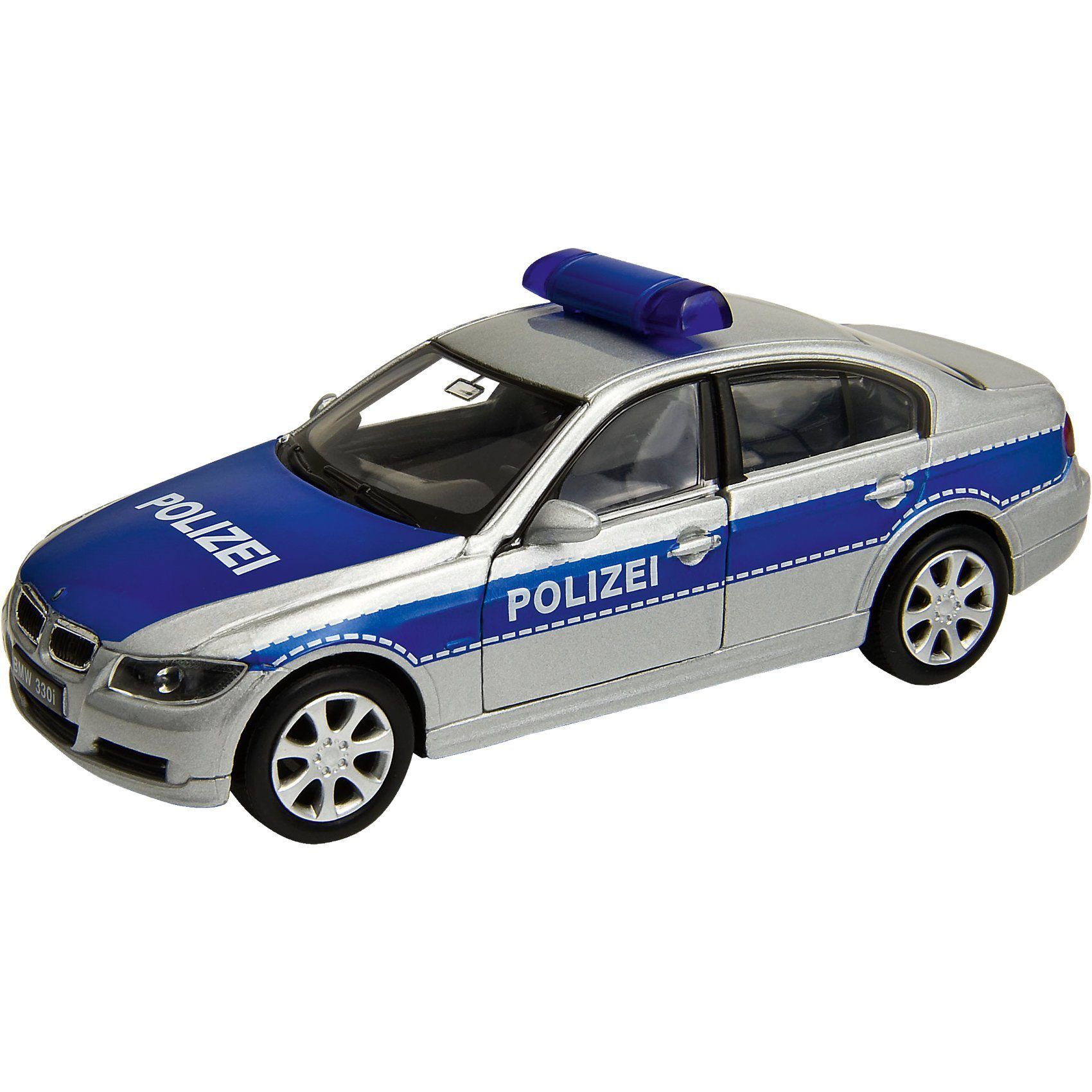 Welly Polizei-Auto 1:43