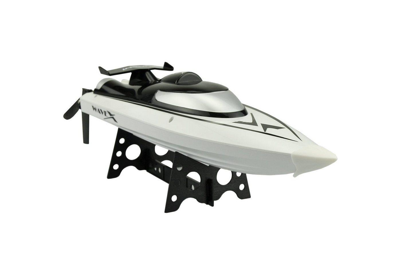 Amewi RC Modellbauboot WaveX Boot Brushless 46cm