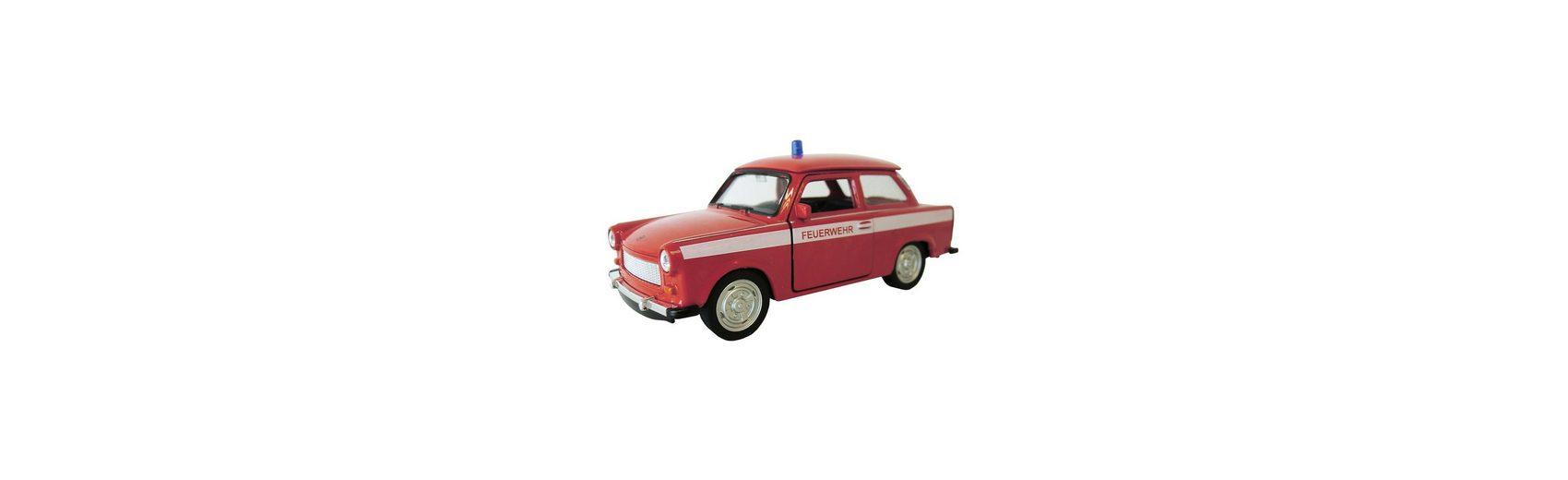 Welly Trabant Feuerwehr 1:34