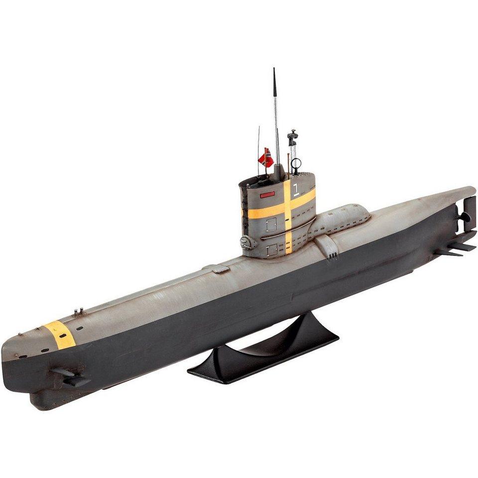 Revell German Submarine TYPE XXIII