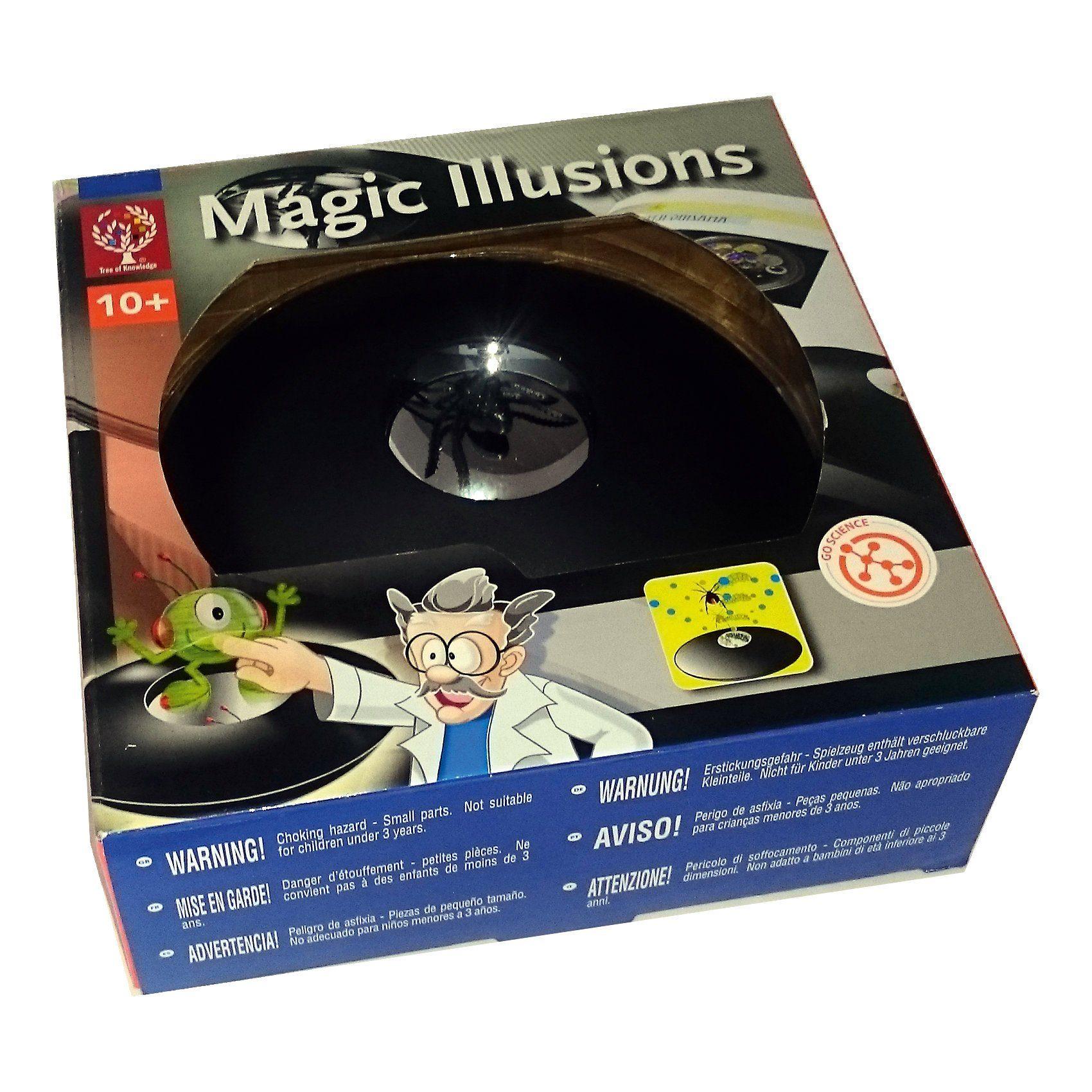 Edu-Toys Optische Illusionen Schwebespiegel