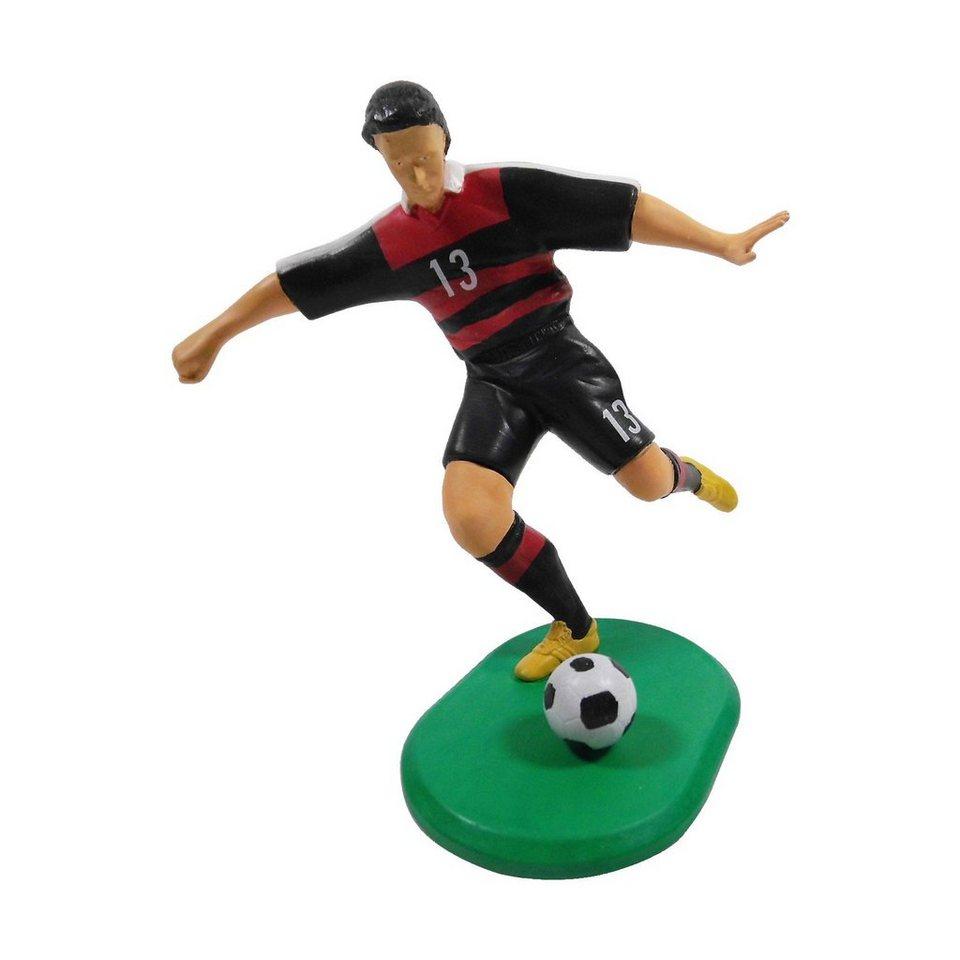 Glow2B Fußballspieler Deutschland 2016 - Modellbausatz mit Farben