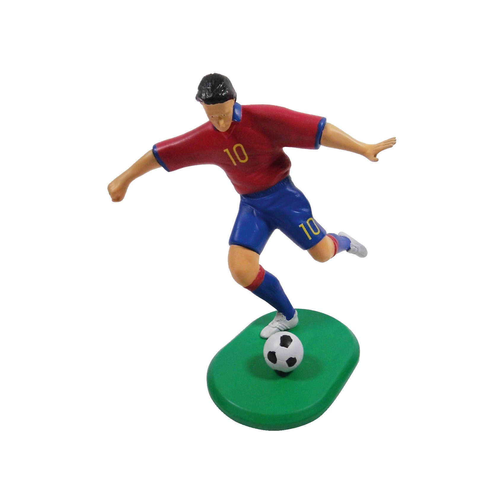 Glow2B Fußballspieler Spanien 2016 - Modellbausatz mit Farben