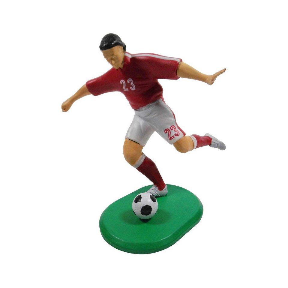 Glow2B Fußballspieler Schweiz 2016 - Modellbausatz mit Farben
