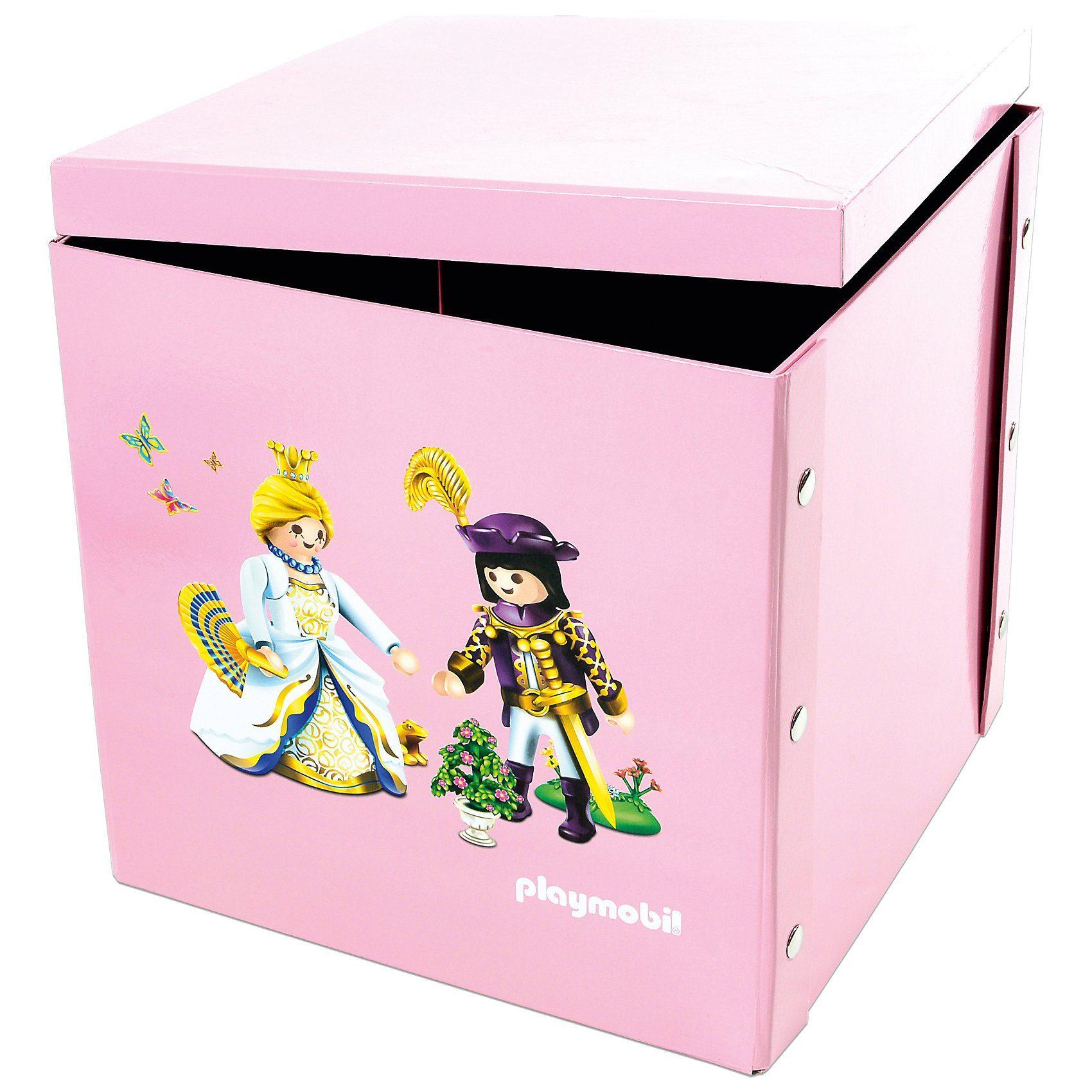 ProType Spiel- und Aufbewahrungsbox Prinzessinnen