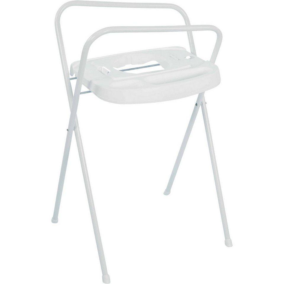 bébé-jou Badewannenständer, weiß, 103 cm in weiß