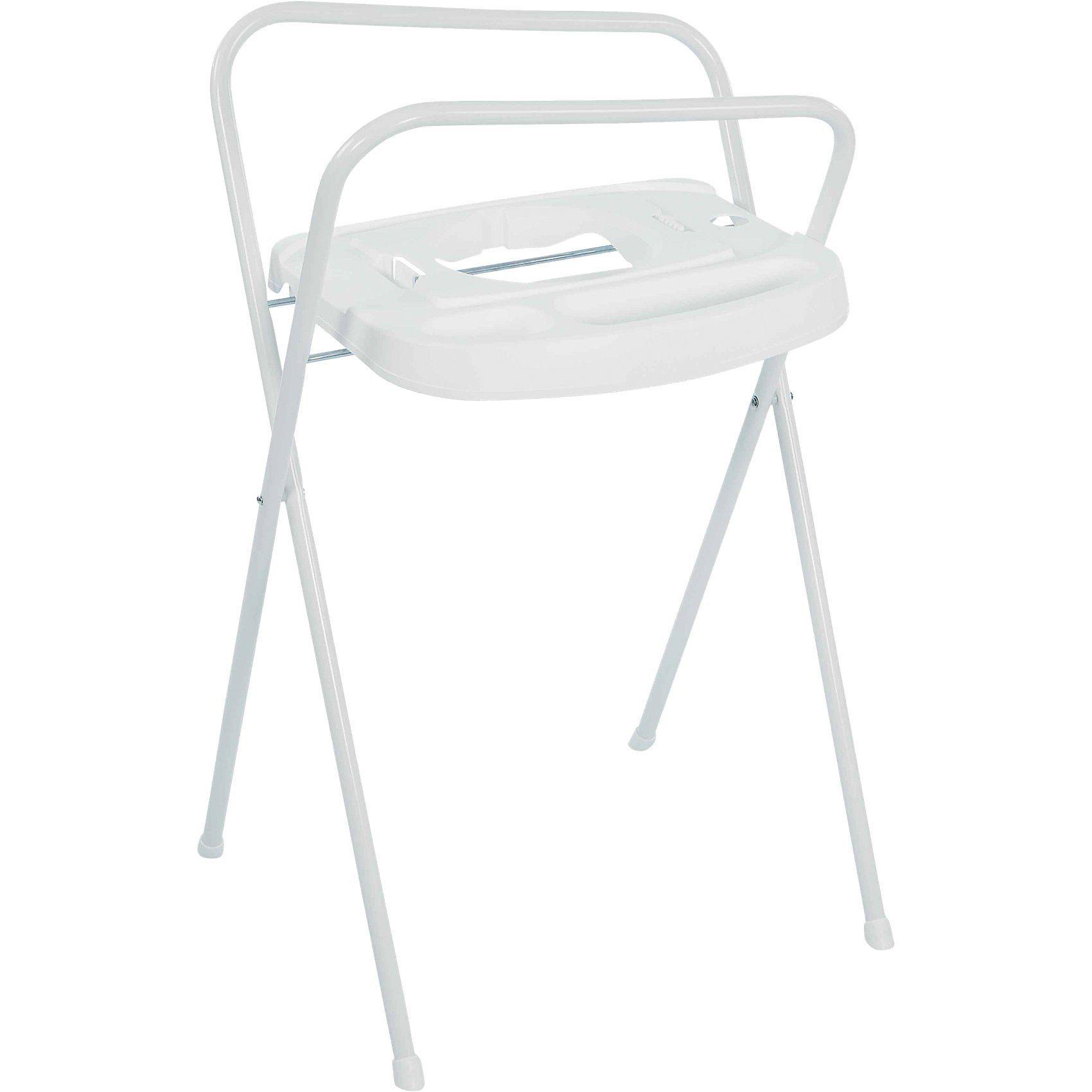 bébé-jou Badewannenständer, weiß, 103 cm
