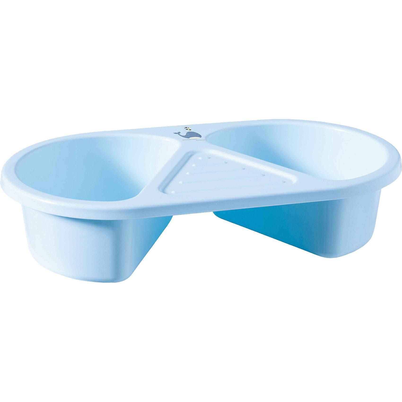 bébé-jou Waschschüssel Wally Whale, blau