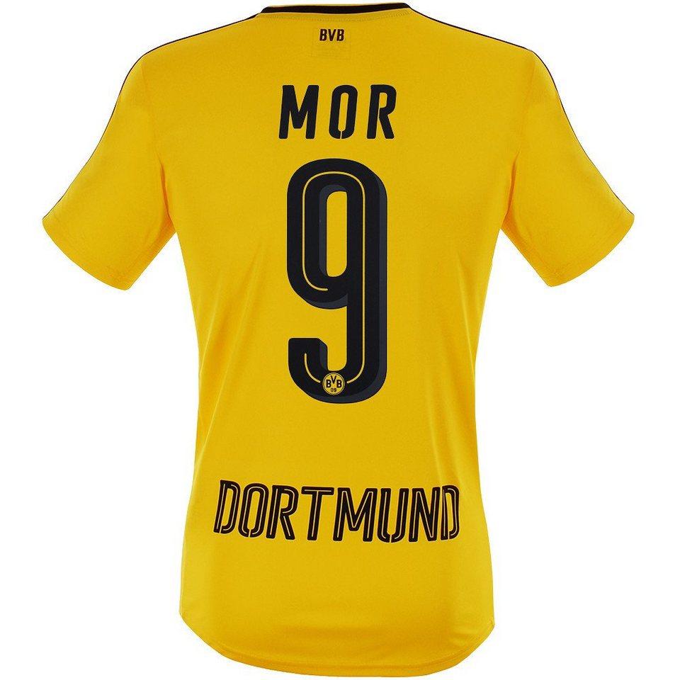 Puma BVB Mor Trikot »Home 2017« in gelb