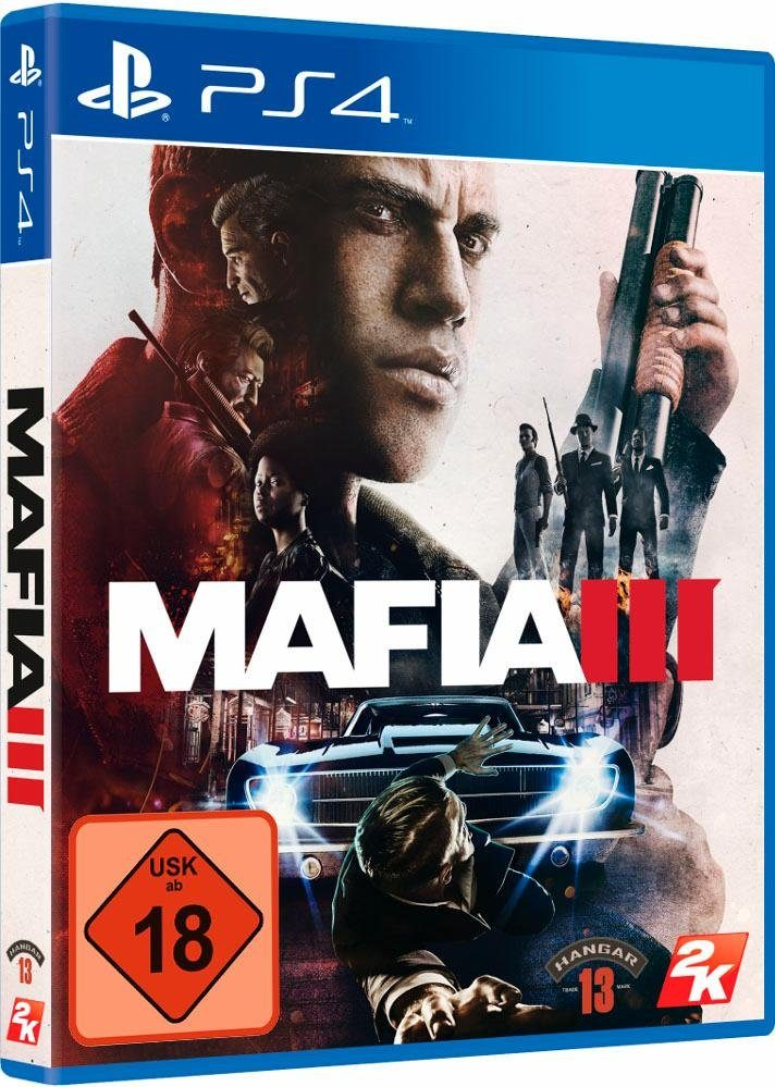 Mafia III PlayStation 4