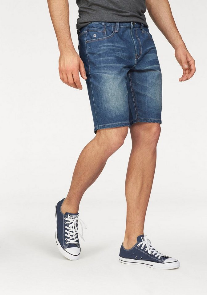 Rhode Island Shorts in blue-used