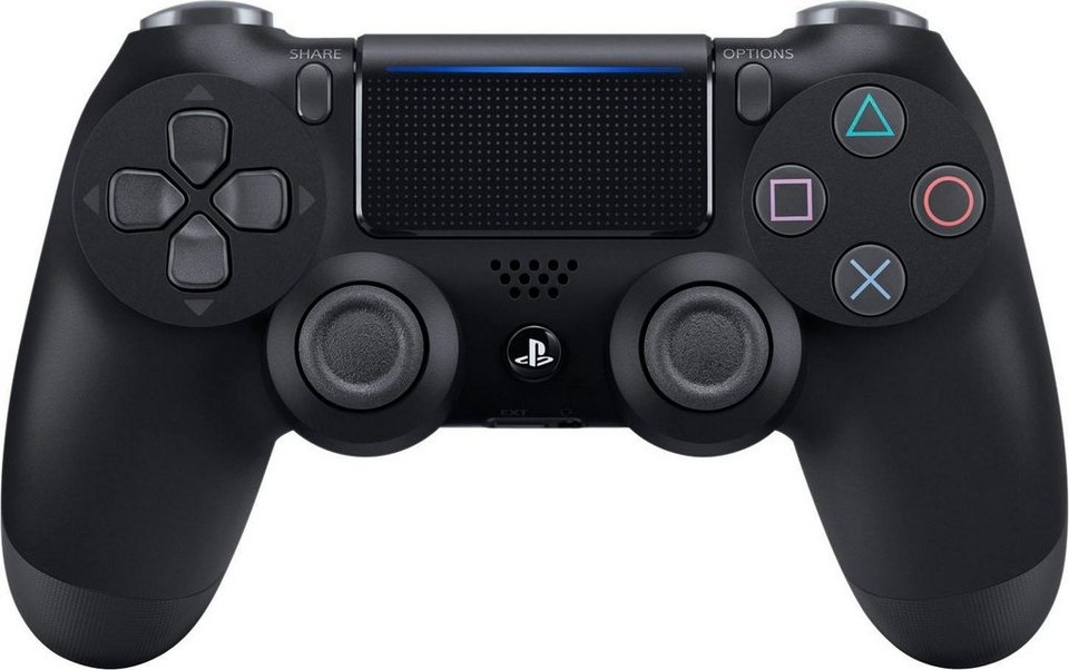 PlayStation 4 Wireless DualShock Controller in Schwarz