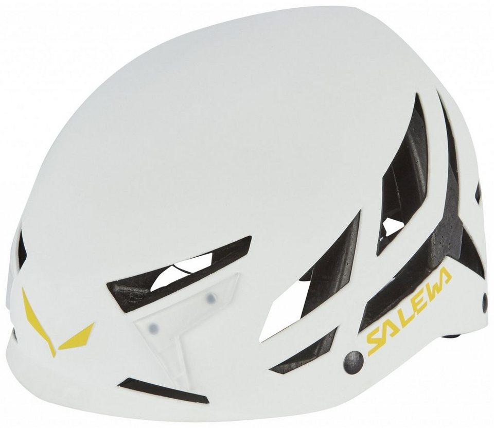 Salewa Kletterhelm »Vayu Helmet« in weiß
