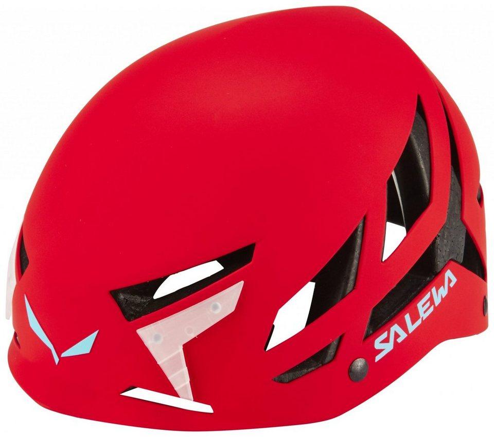 Salewa Kletterhelm »Vayu Helmet« in rot