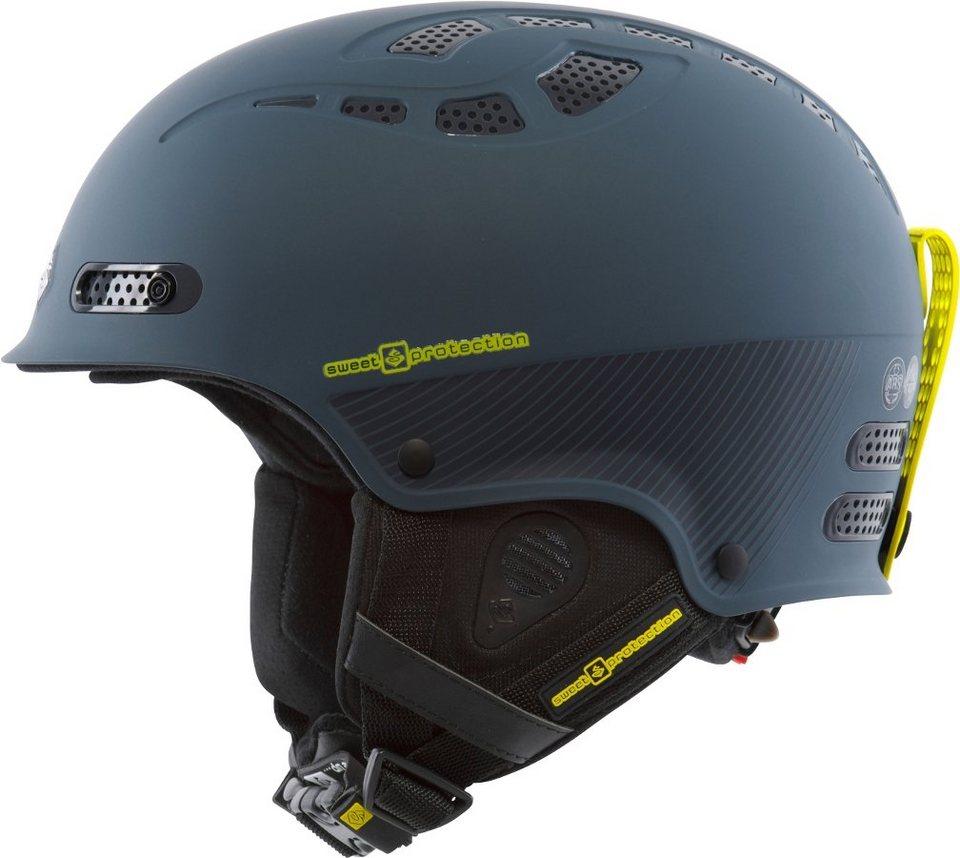 Sweet Protection Ski - / Snowboardhelm »Igniter Ski Helmet« in blau