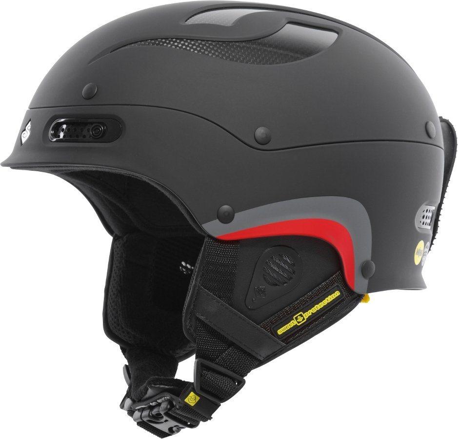 Sweet Protection Ski - / Snowboardhelm »Trooper MIPS Ski Helmet« in schwarz