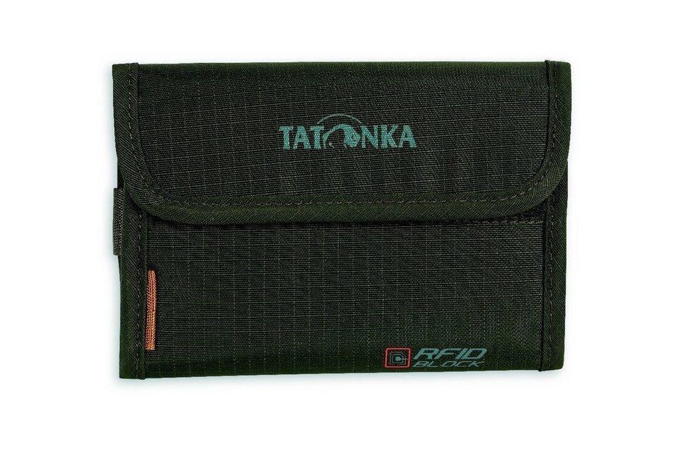Tatonka Wertsachenaufbewahrung »Money Box RFID B« in oliv