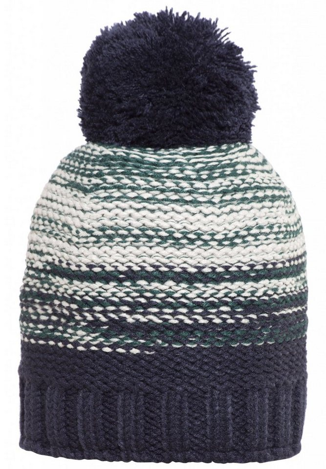 The North Face Hut »Antlers Beanie« in grau