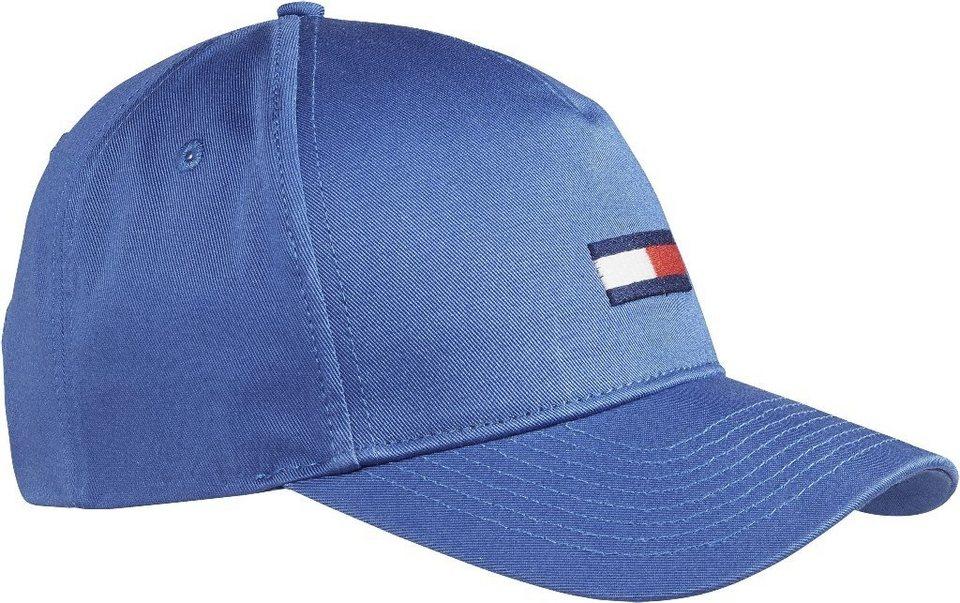 Hilfiger Denim Kopfbedeckung »THDM CAP 3« in TRUE BLUE