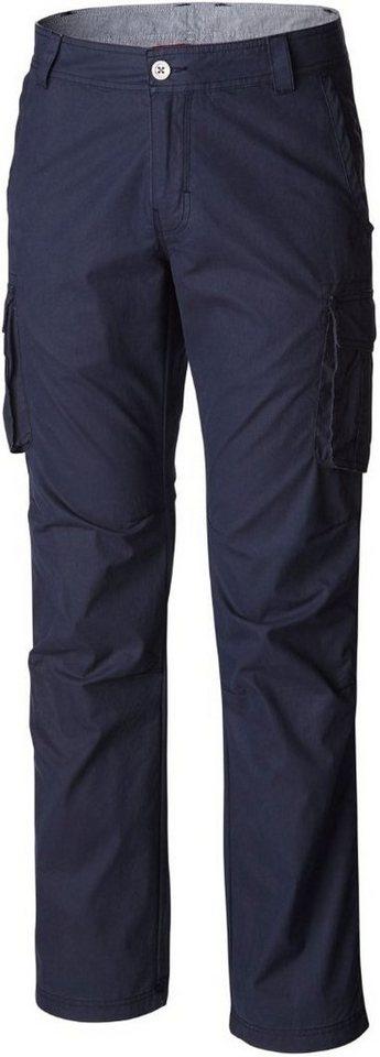 Columbia Outdoorhose »Chatfield Range Cargo Pant Regular Men« in blau