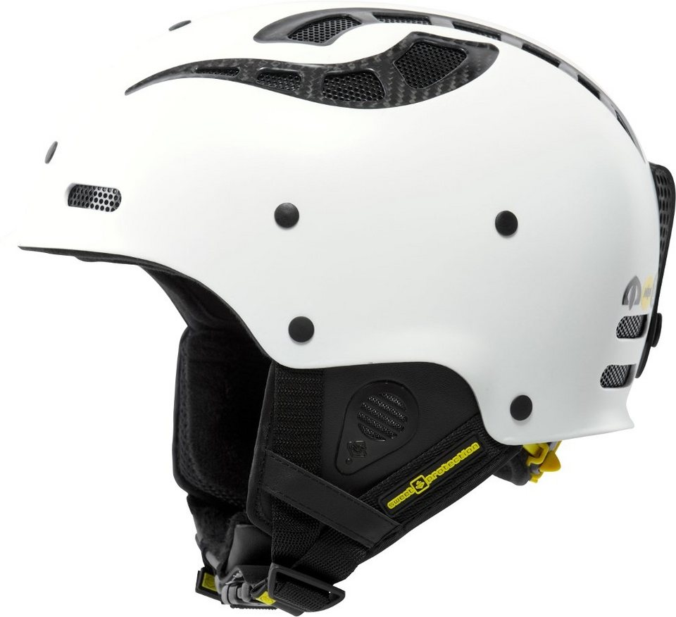 Sweet Protection Ski - / Snowboardhelm »Trooper Ski Helmet« in weiß