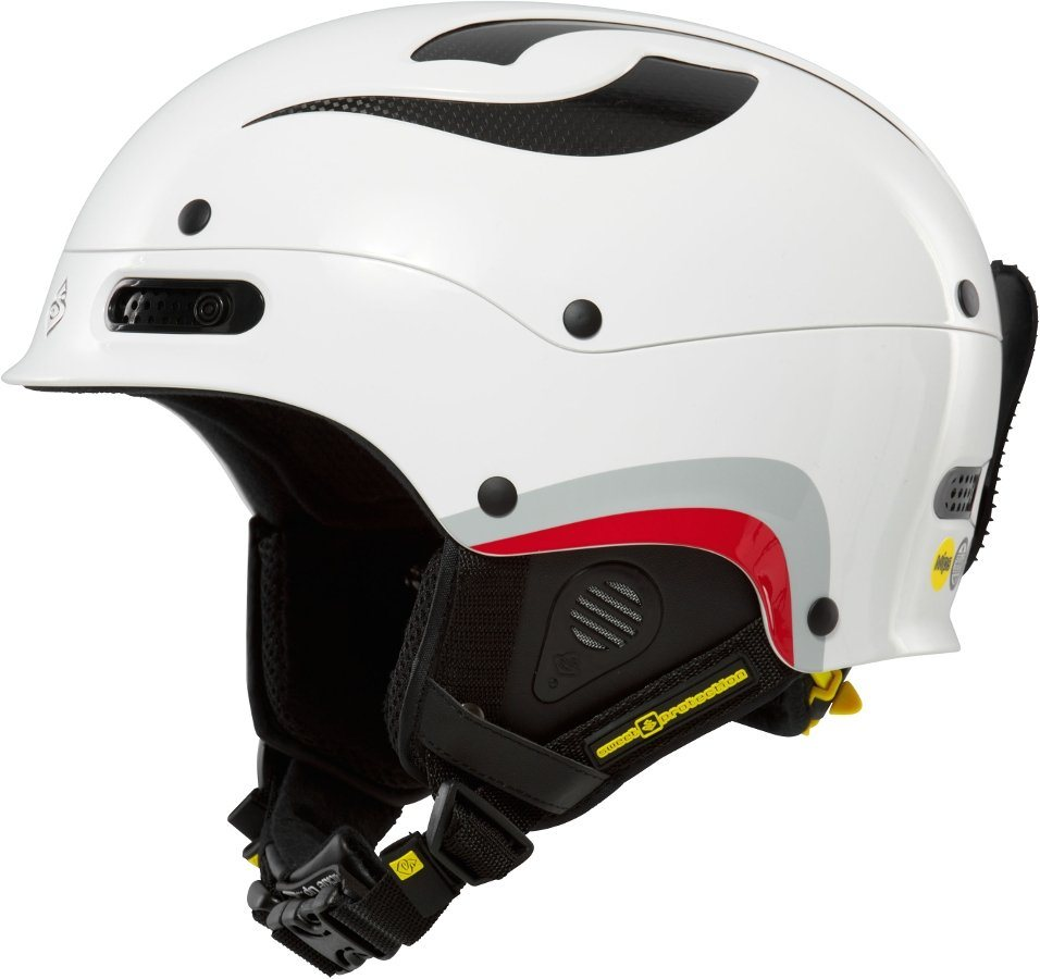 Sweet Protection Ski - / Snowboardhelm »Trooper MIPS Ski Helmet« in weiß