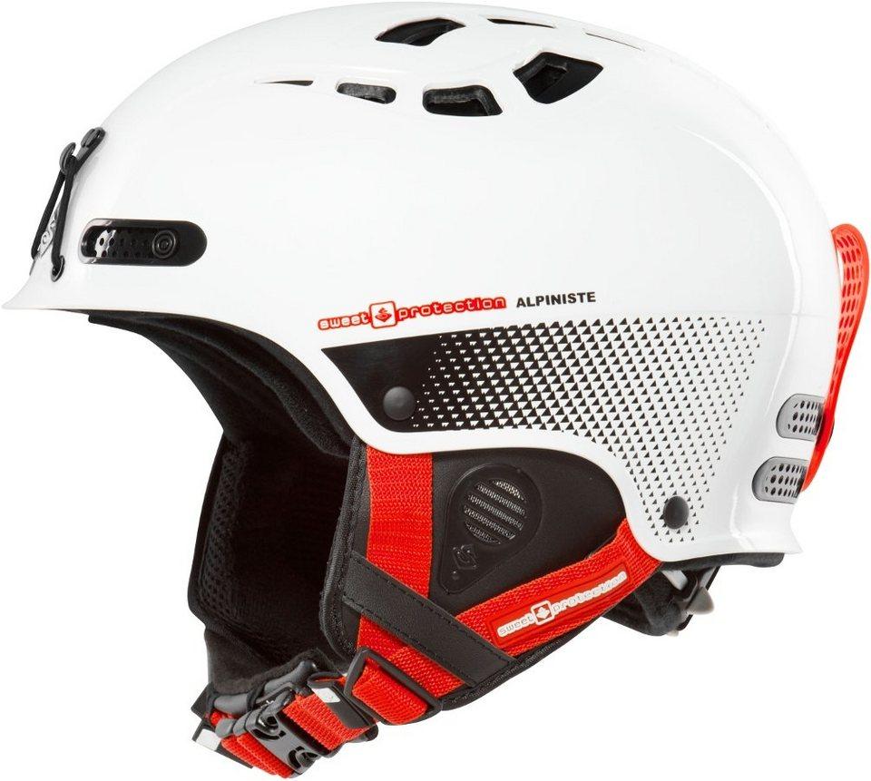 Sweet Protection Ski - / Snowboardhelm »Igniter Alpiniste Ski Helmet« in weiß
