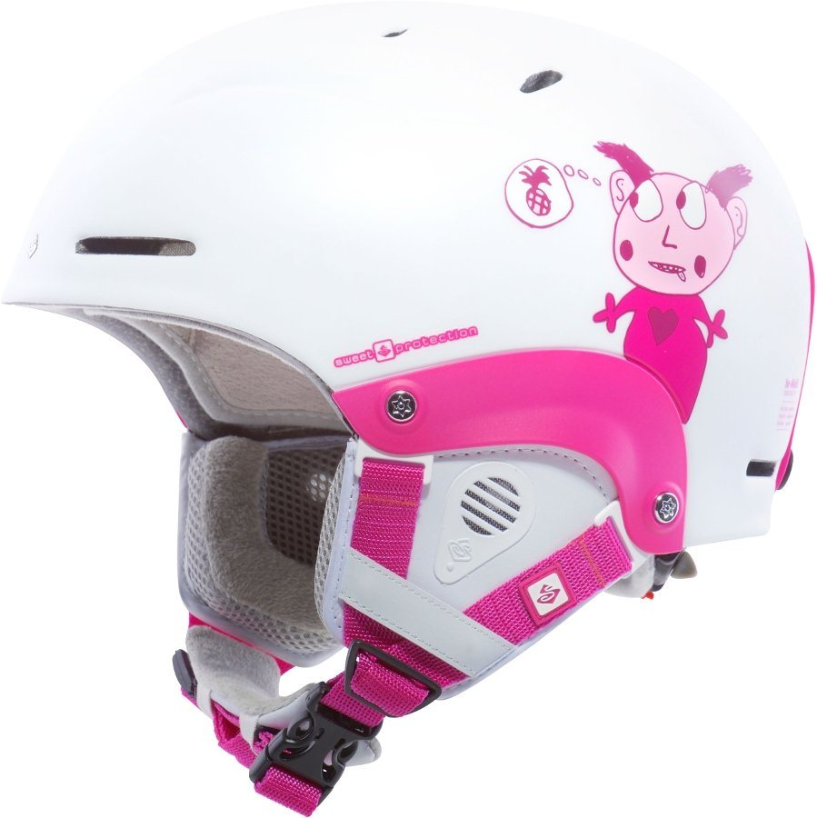 Sweet Protection Ski - / Snowboardhelm »Blaster Ski Helmet Kids« in weiß