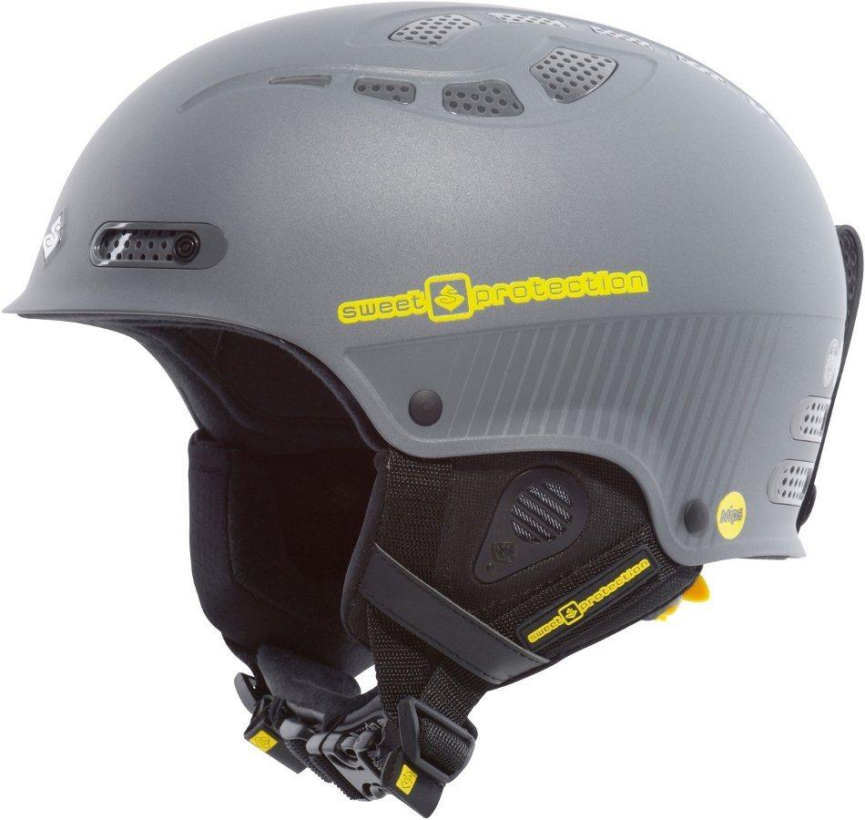 Sweet Protection Ski - / Snowboardhelm »Igniter MIPS Ski Helmet« in grau