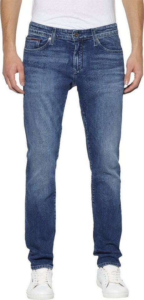 Hilfiger Denim Jeans »SLIM SCANTON LALS« in LAKE LIGHT STRETCH