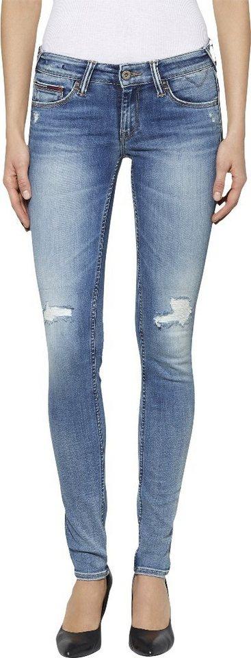 Hilfiger Denim Jeans »LOW RISE SKINNY SOPHIE MBDEST« in MID BLUE