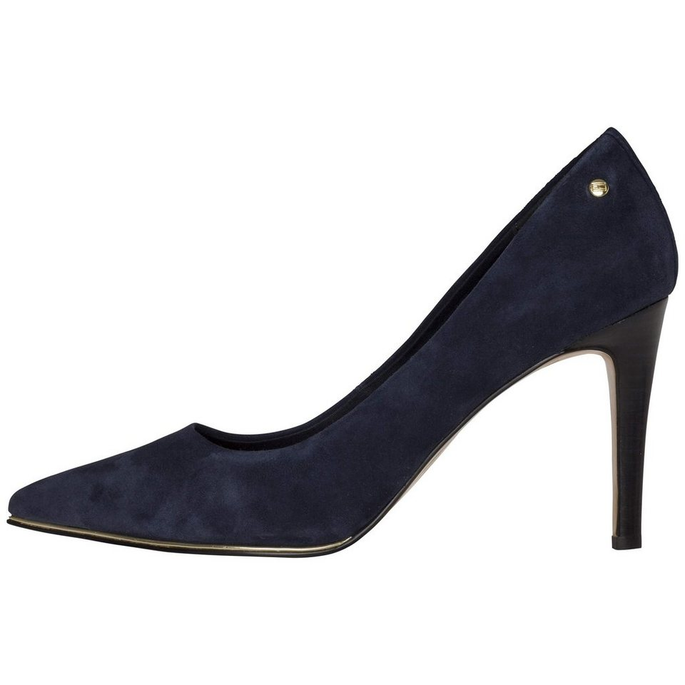 Tommy Hilfiger Pumps »A1285RIANNA 9B« in TOMMY NAVY