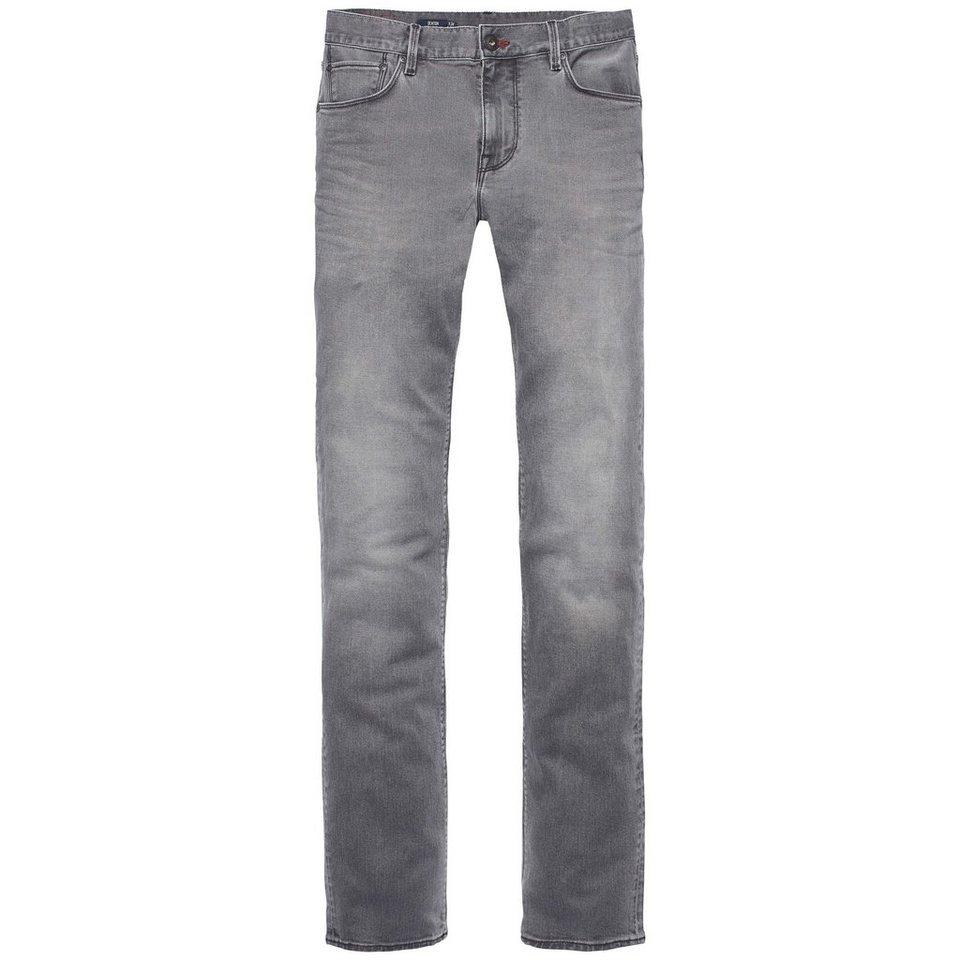 Tommy Hilfiger Jeans »DENTON - STR KEYSTONE GREY« in KEYSTONE GREY