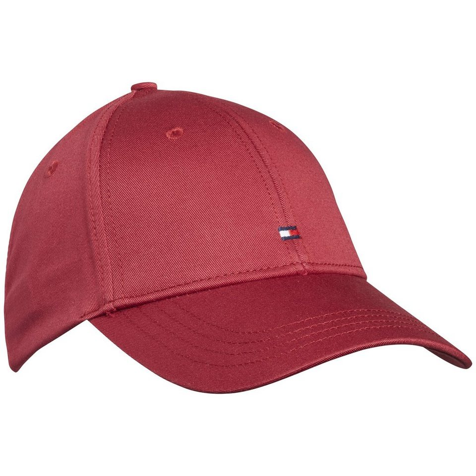 Tommy Hilfiger Kopfbedeckung »CLASSIC BB CAP« in Rio Red