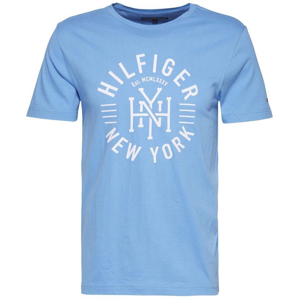 Tommy Hilfiger T-Shirt (kurzarm) »MADDOCK C-NK TEE S/S RF« in REGATTA