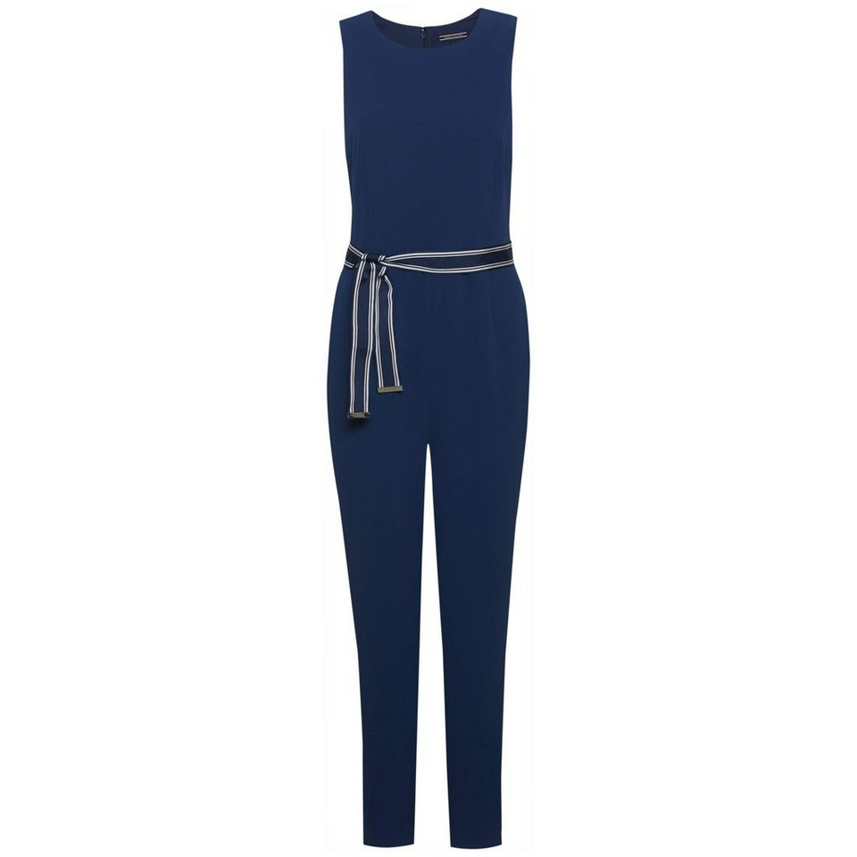 Tommy Hilfiger Overall »SADIE JUMPSUIT« in ESTATE BLUE