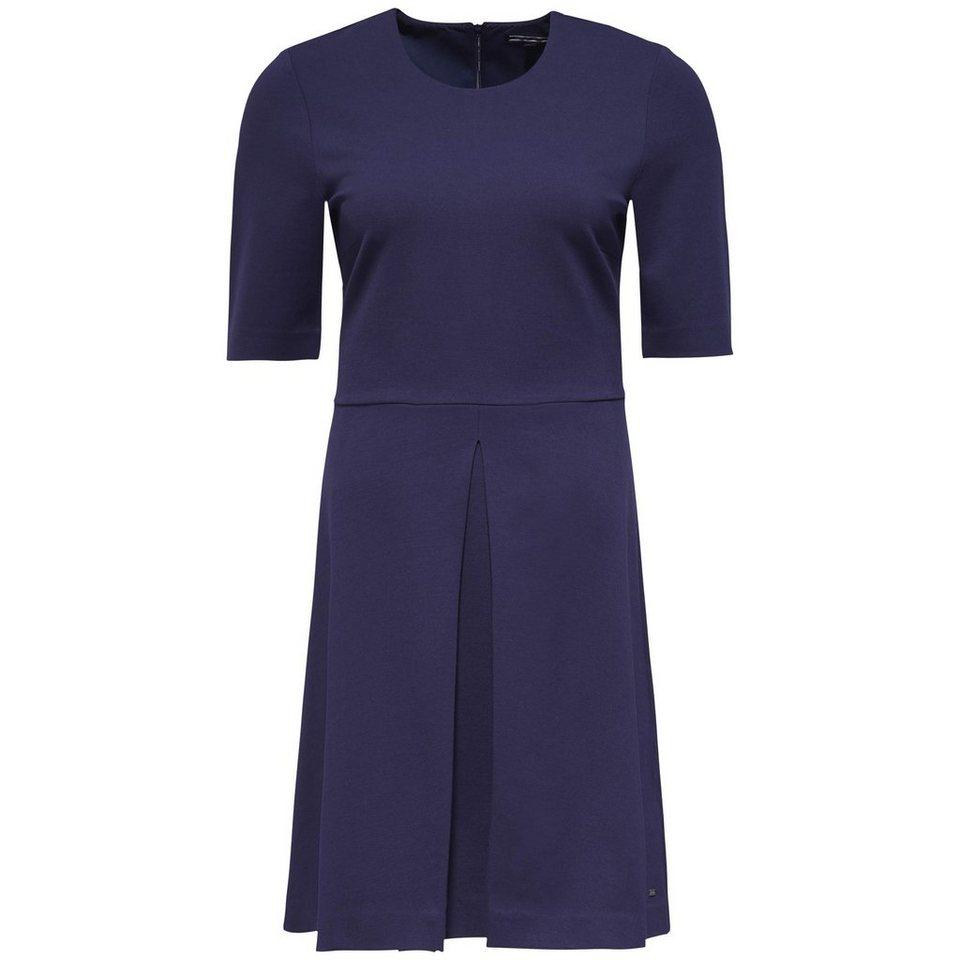 Tommy Hilfiger Kleid »SELENA C-NK DRESS 1/2 SLV« in ECLIPSE
