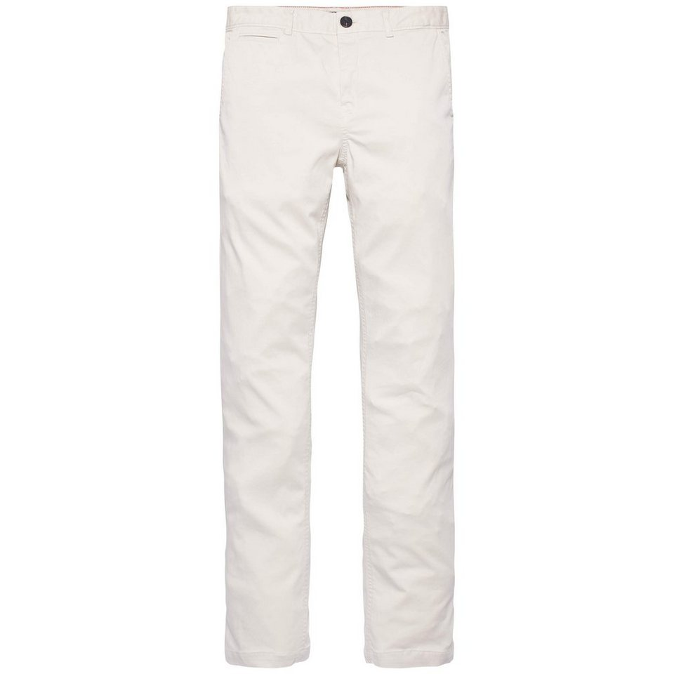 Tommy Hilfiger Hose lang »WILMA C1 RW CHINO« in OATMEAL
