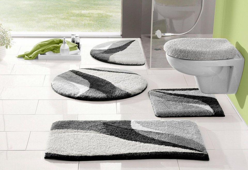 badematte magnus my home h he 20 mm rutschhemmend beschichtet online kaufen otto. Black Bedroom Furniture Sets. Home Design Ideas
