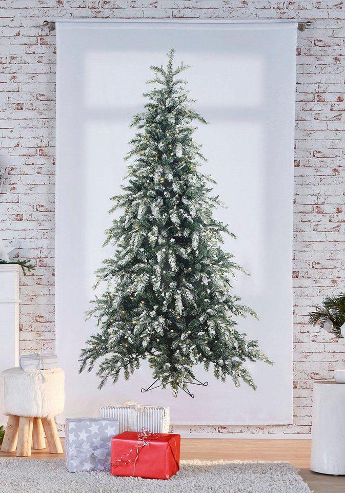 vorhang tannenbaum my home stangendurchzug 1 st ck online kaufen otto. Black Bedroom Furniture Sets. Home Design Ideas