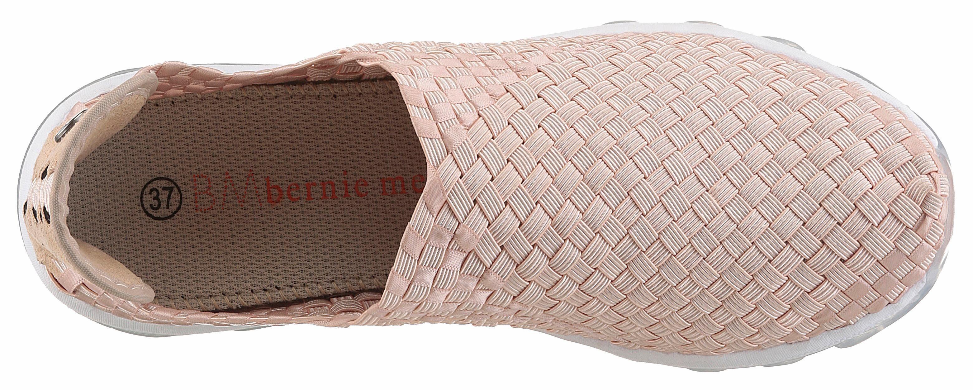 BERNIE MEV Gummies Gem Slipper, aus Stretchmaterial online kaufen  rosé