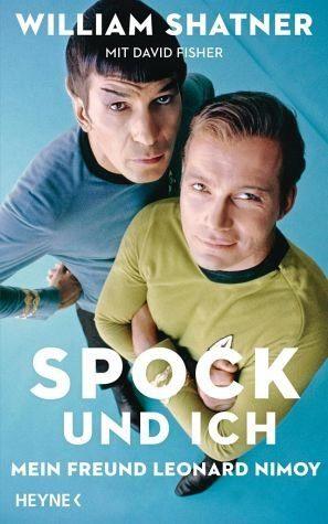 Gebundenes Buch »Spock und ich«