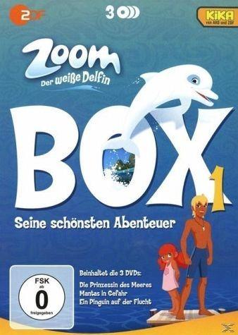 DVD »Zoom - Der weiße Delfin: Box 1 (3 Discs)«